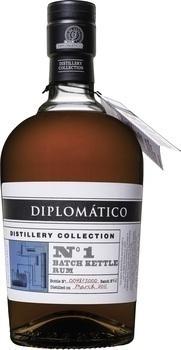 70CL DIPLOMATICO NO1 BATCH KET - Alcools - Promocash Grasse