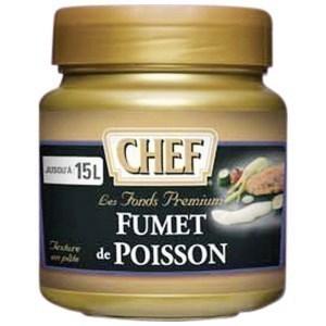 Fumet de poisson Premium pour 15 litres 630 g - Epicerie Salée - Promocash Antony