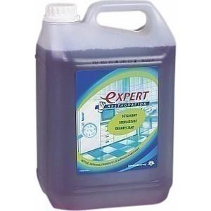 Détergent/dégraissant/désinfectant - le bidon de 5 litres - Hygiène droguerie parfumerie - Promocash Castres