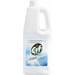 Crème Cif Professionnel - le bidon de 2 litres - Hygiène droguerie parfumerie - Promocash Gap