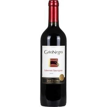 Vin du Chili Cabernet Sauvignon Gato Negro 13° 75 cl - Vins - champagnes - Promocash Antony