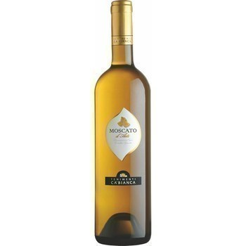 Moscato d'Asti Tenimenti Ca' Bianca 5° 75 cl - Vins - champagnes - Promocash Albi