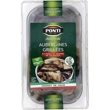 Aubergines grillées à l'huile de tournesol 1100 g - Epicerie Salée - Promocash Lons le Saunier