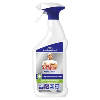 Dégraissant désinfectant 2en1 750 ml - Hygiène droguerie parfumerie - Promocash Dax