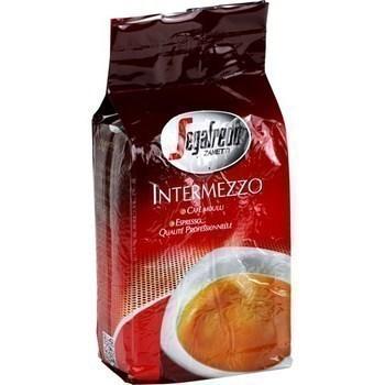 Café moulu Intermezzo 1 kg - Epicerie Sucrée - Promocash Agde