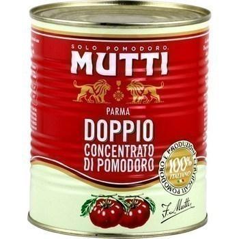 Double concentré de tomate 880 g - Epicerie Salée - Promocash AVIGNON