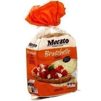 Pain Bruschelle pour bruschetta 350 g - Pains et viennoiseries - Promocash Castres