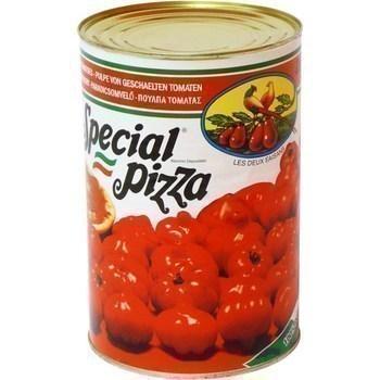 Tomate concassée 4050 g - Epicerie Salée - Promocash Anglet
