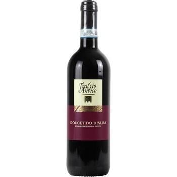 Dolcetto d'Alba Tralcio Antico 13° 75 cl - Vins - champagnes - Promocash Saint Brieuc