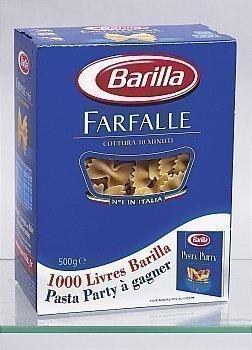 Farfalle - le paquet de 500 g - Epicerie Salée - Promocash Gap