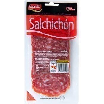 Saucisson Cular extra 100 g - Charcuterie Traiteur - Promocash Colombelles
