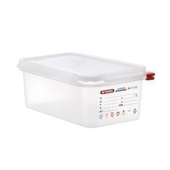 Boîte hermétique GN 1/4 H100 mm - la pièce - Bazar - Promocash Lons le Saunier