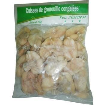 Cuisses de grenouille congelées 1 kg - Surgelés - Promocash Avignon