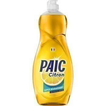 Liquide vaisselle super dégraissant 750 ml - Hygiène droguerie parfumerie - Promocash Valence