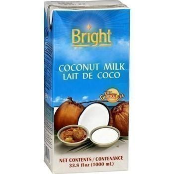 Lait de coco - Epicerie Salée - Promocash Granville