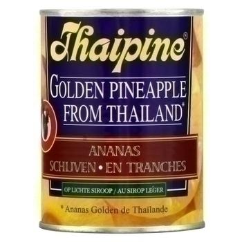Ananas en tranches au sirop léger - Epicerie Sucrée - Promocash Albi
