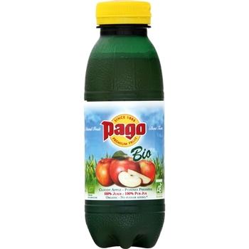 100% pur jus de pommes pressées bio 0,33 l Pago - Brasserie - Promocash Toulon